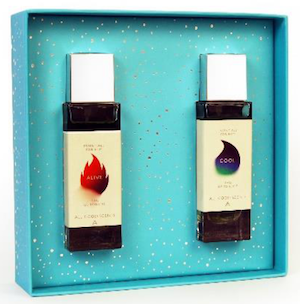 All Good Scents Chypre Duo Fragrance set for him